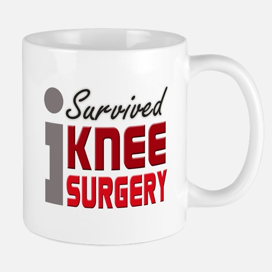 I Survived Knee Surgery Mug