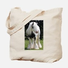 Gypsy Horse Stallion Tote Bag