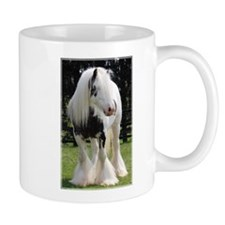 Gypsy Horse Stallion Mug