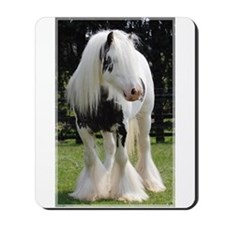 Gypsy Horse Stallion Mousepad