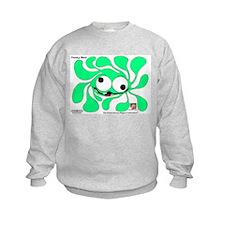 Funky Sun! In Mint Sweatshirt