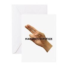 Nature's Dipstick Greeting Cards (Pk of 10)