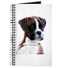Brindle Boxer Puppy Journal