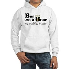 Buy Me A Beer Jumper Hoody