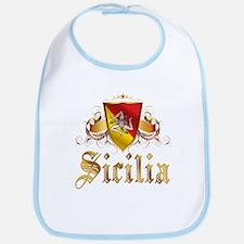 Sicilian Pride Bib
