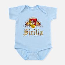 Sicilian Pride Infant Bodysuit