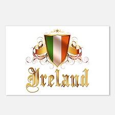 Irish pride Postcards (Package of 8)