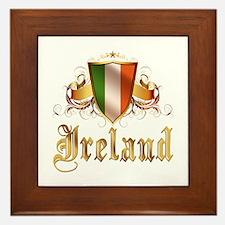 Irish pride Framed Tile