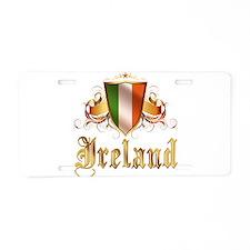 Irish pride Aluminum License Plate