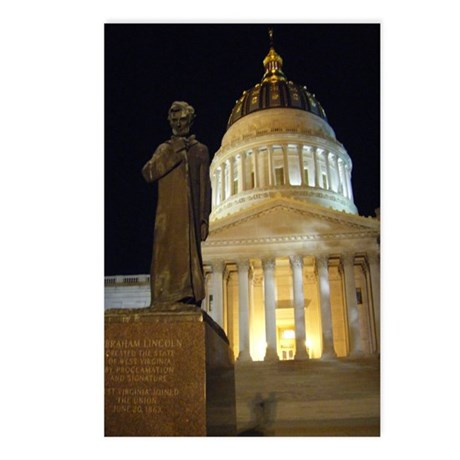 West Virginia State Capitol Postcards (Package of