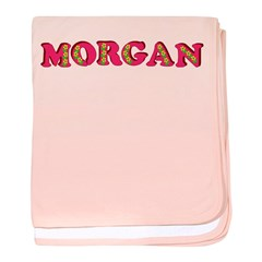 Morgan baby blanket