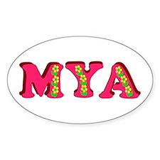 Mya Decal
