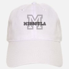 Letter M: Missoula Baseball Baseball Cap