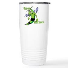 Green Hornets Travel Mug