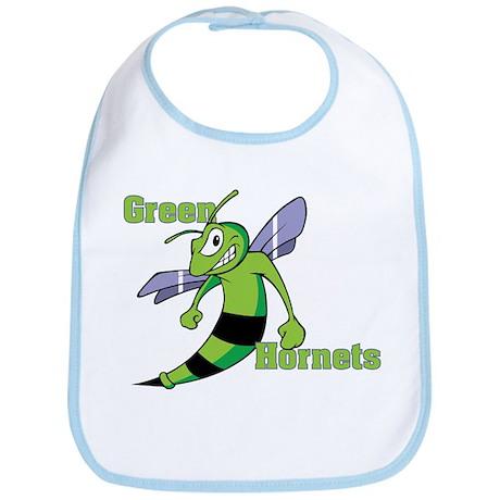 Green Hornets Bib