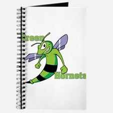 Green Hornets Journal