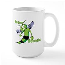 Green Hornets Mug