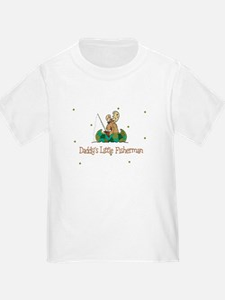 Daddy's Little Fisherman T