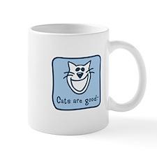 Cats are good. Mug