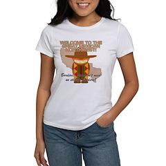 Mexican Illegal Alien Women's T-Shirt