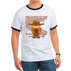 Mexican Illegal Alien Ringer T