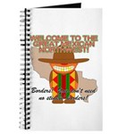 Mexican Illegal Alien Journal