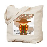 Mexican Illegal Alien Tote Bag