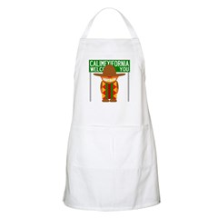 Illegal Alien Invasion BBQ Apron