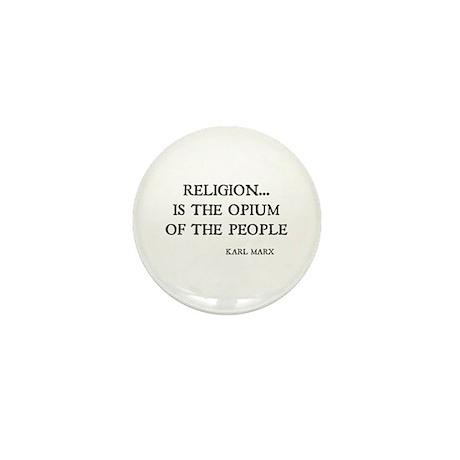 Religion Mini Button