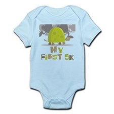 My First 5K Turtle Infant Bodysuit