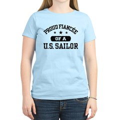 Proud Fiancee of a US Sailor T-Shirt