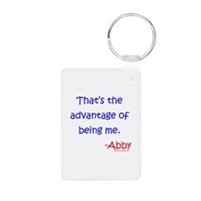Screaming Soprano McGee Keychains