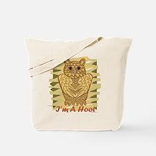 I'm A Hoot /Tote Bag