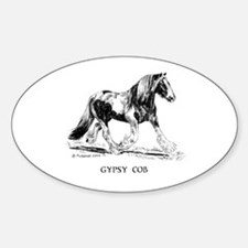 Gypsy Horse Decal