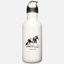 Gypsy Horse Water Bottle