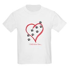 Cute Lost dog T-Shirt