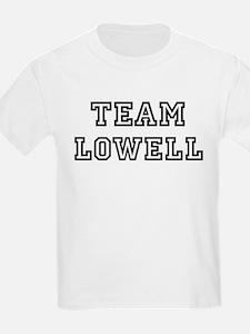 Team Lowell Kids T-Shirt