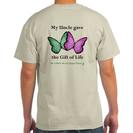 Uncle Donor II Light T-Shirt