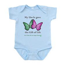 Uncle Donor II Infant Bodysuit