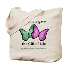 Uncle Donor II Tote Bag