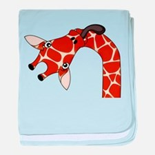 DaftGiraffe baby blanket