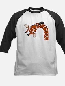 DaftGiraffe Kids Baseball Jersey