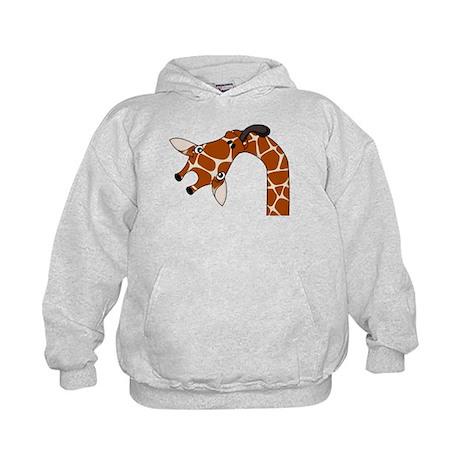 DaftGiraffe Kids Hoodie