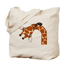 DaftGiraffe Tote Bag