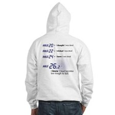 Too Tough To Kill Jumper Hoodie
