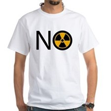 No to Radiation and Nuclear P Shirt