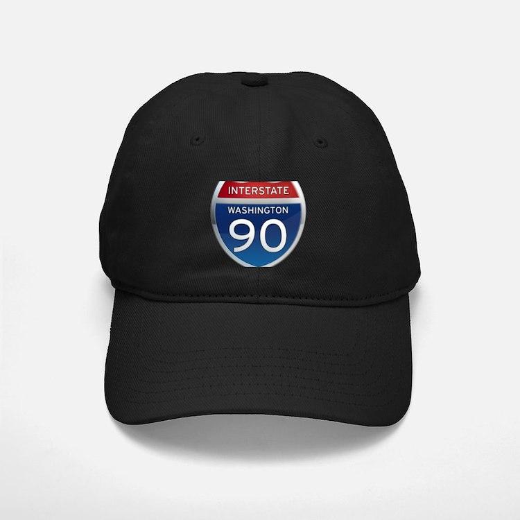 Interstate 90 - Washington Baseball Hat