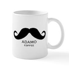 Hiptastic Adamo Mustache Mug