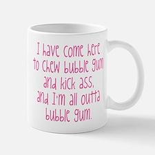 KickAssBubbleGum Mugs