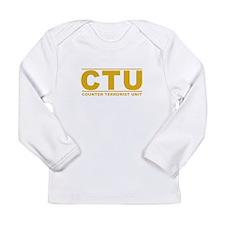 CTU Long Sleeve Infant T-Shirt